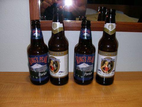 地ビールたち