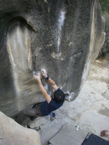 Scary Monsters(V6)